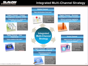 Intergrated Multi-Channel Strategy